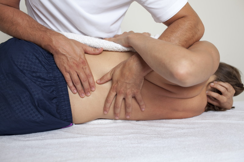 Why Go To The Physiotherapist For Back Pain?