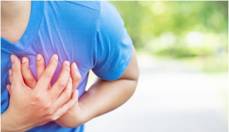 Heart attack the causes and symptoms
