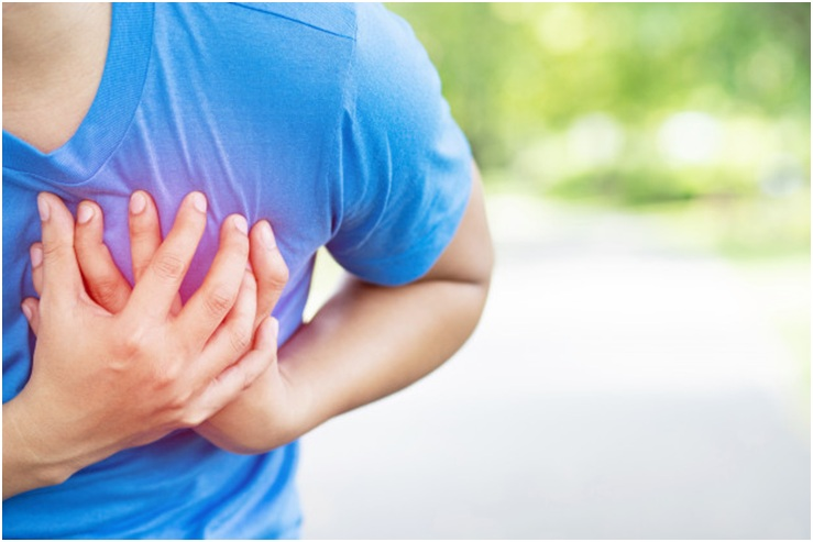 Heart attack: the causes and symptoms