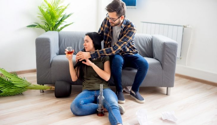 What Should I Do if My Wife Can't Stop Drinking